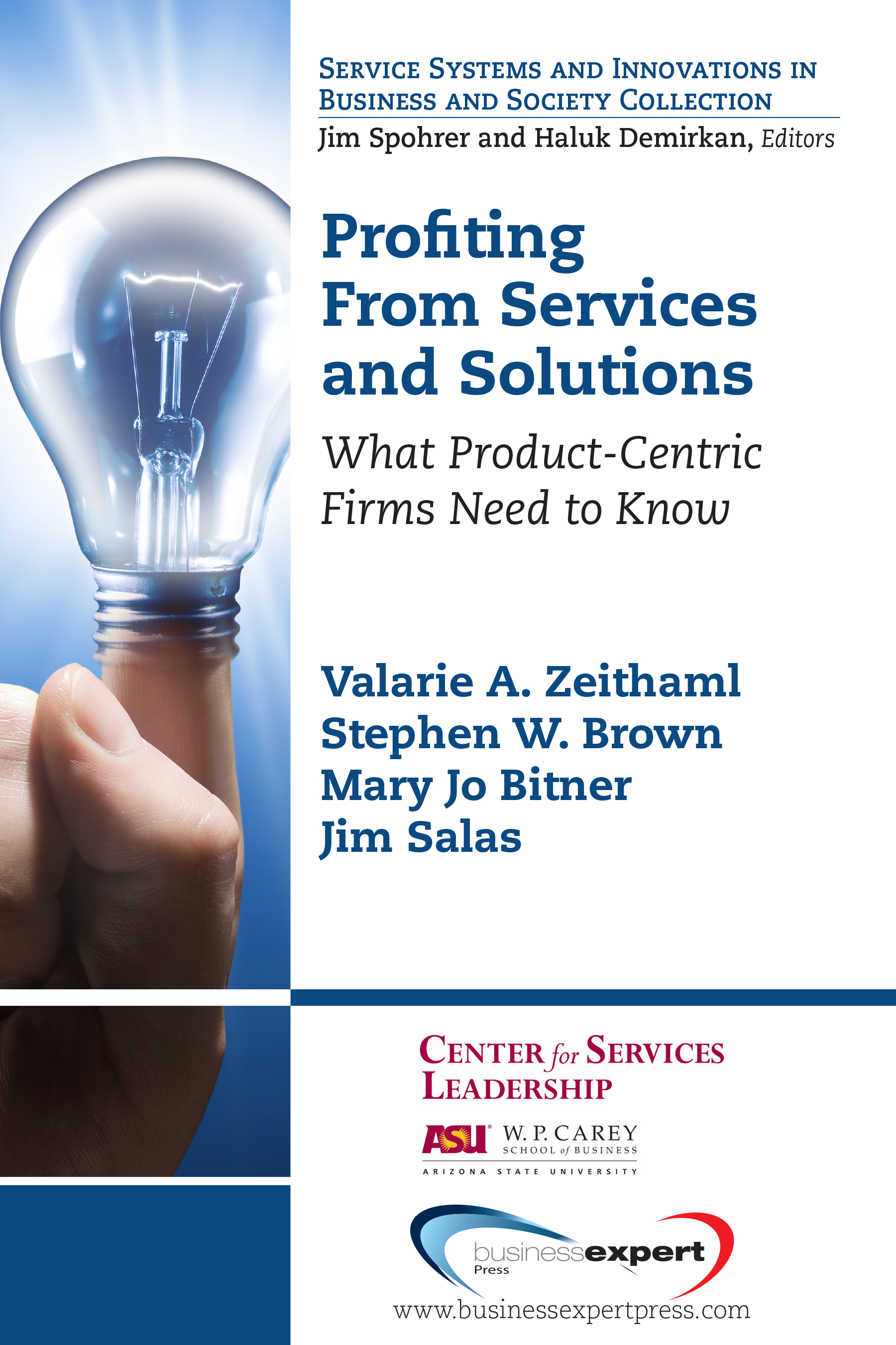 Services Solutions: Profiting from Services and Solutions